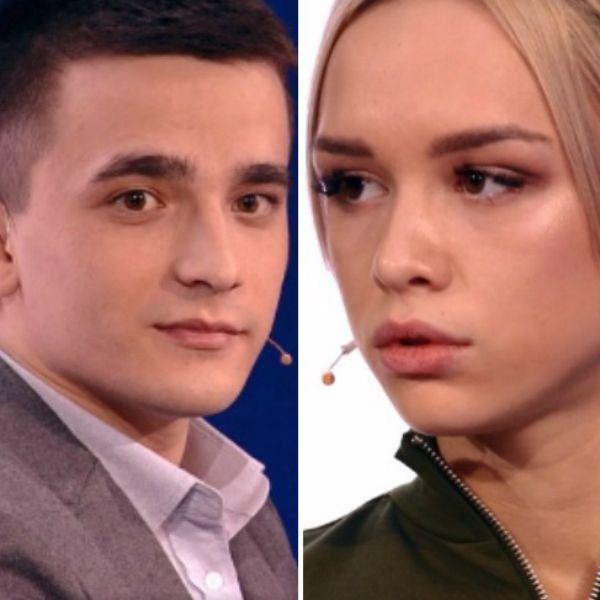Диана Шурыгина и Сергей Семенов впервые за долгое время встретились в эфире ток-шоу