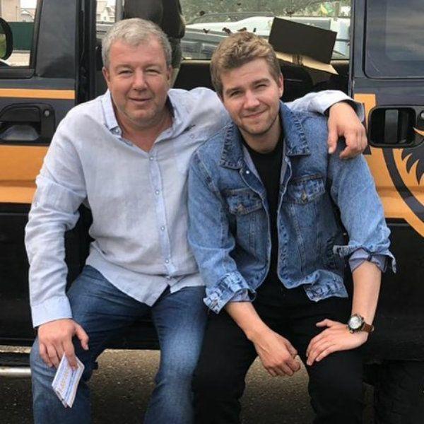 Александр Робак сыграл вместе с сыном в новом сериале канала НТВ «Потерянные»
