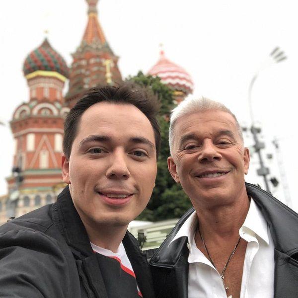 Олег Газманов поздравил старшего сына с днем рождения