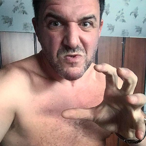 Максим Виторган ответил на анонимное сообщение об измене жены, что «этот гештальт закрыл»