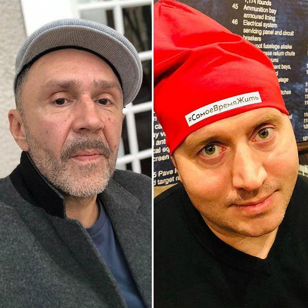 Сергей Шнуров и Сергей Бурунов озвучат персонажей мультфильма «Белка и Стрелка 3»