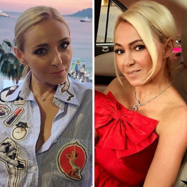 Татьяна Навка прокомментировала слухи о конфликте с Яной Рудковской