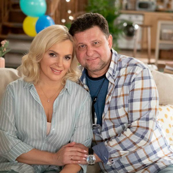 Мария Порошина спустя два месяца после рождения сына снялась в сериале