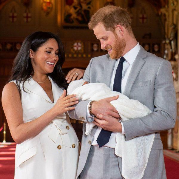 Экс-жена отца Меган Маркл призвала не подпускать его к новорожденному сыну актрисы и принца Гарри