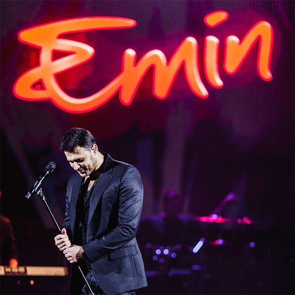 Эмин отправляется в мировое турне