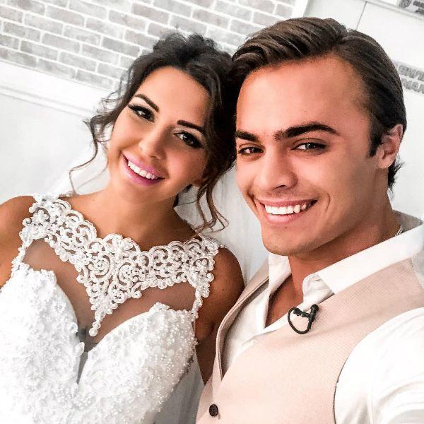 Во время свадьбы звезда «Дома-2» Майя Донцова сменит три платья