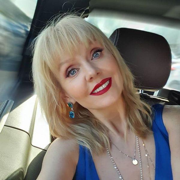 51-летняя Валерия показала, как бы выглядело ее лицо после пластических операций