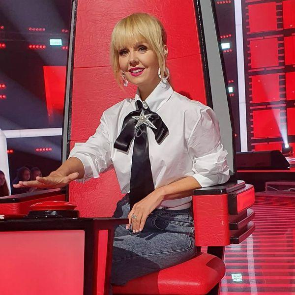 Валерия получила травму на съемках 2-го сезона шоу «Голос 60+»