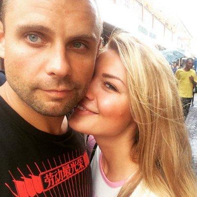 семён фролов фото с женой