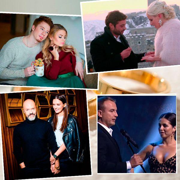 6e228ca68bbf02e После грандиозной свадьбы Александра Овечкина и Анастасии Шубской мы решили  вспомнить, кто еще из отечественных знаменитостей порадует бракосочетанием  в ...