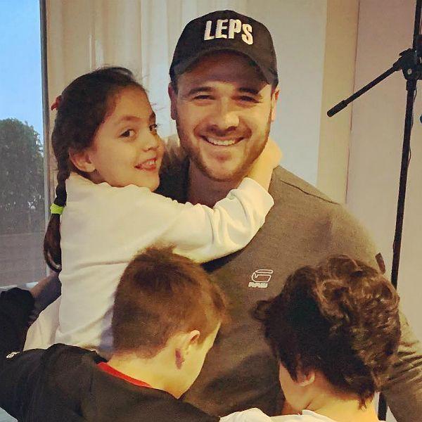 Эмин Агаларов трогательно поздравил приемную дочь с 5-летием