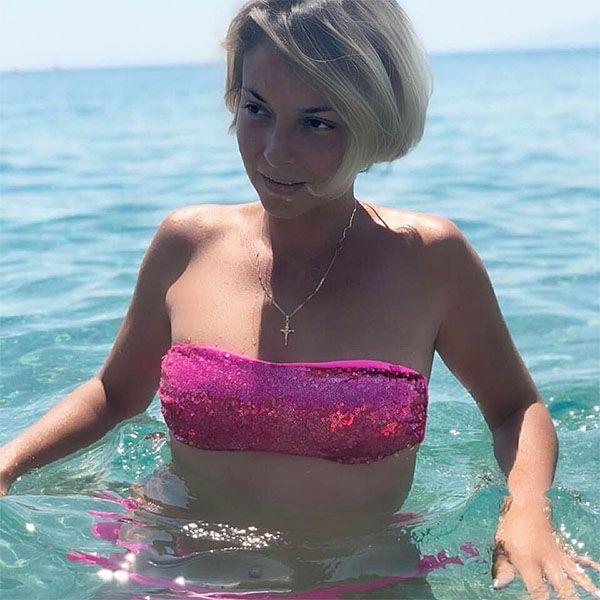 Звезда сериала «Счастливы вместе» Дарья Сагалова показала фигуру в бикини спустя два месяца после родов