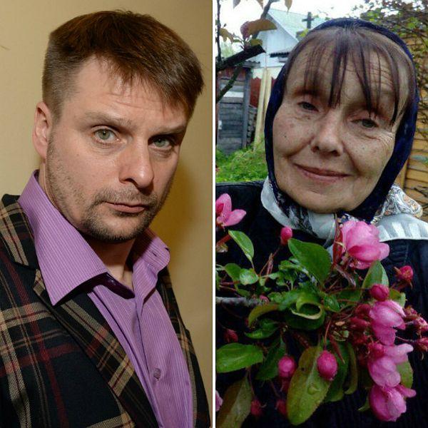 Страдающая болезнью Альцгеймера мама Александра Носика пропала в Москве