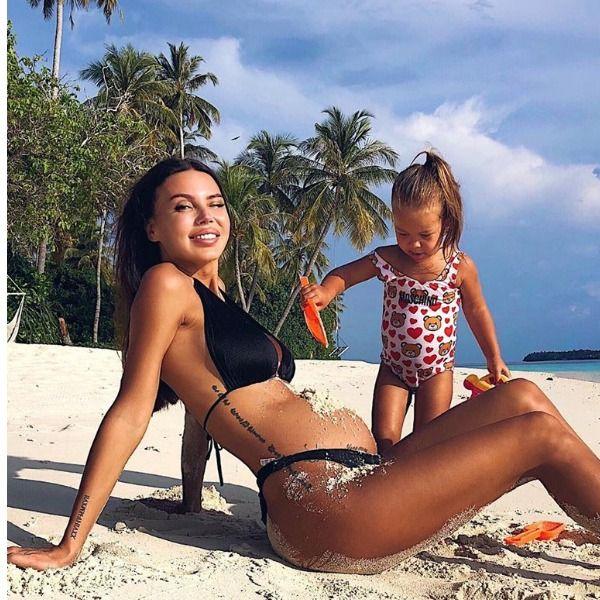 Оксана Самойлова призналась, что четвертая беременность стала для нее неожиданностью