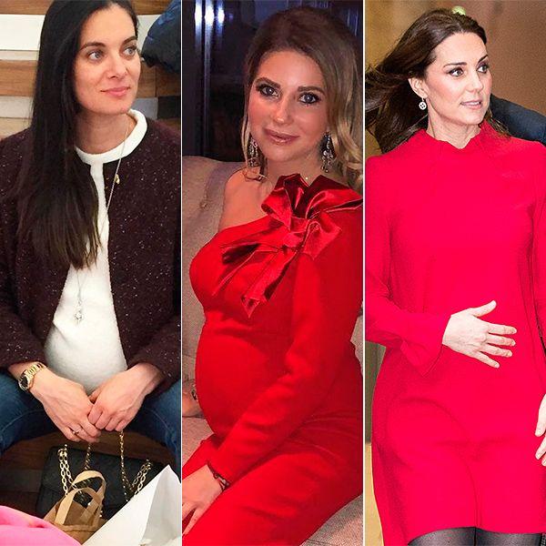 Беременные знаменитости весна-лето осень-зима 2016 Российские звезды беременные смотреть