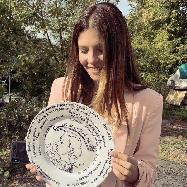 Старшая дочь Веры Глаголевой впервые за несколько лет сыграет главную роль в кино
