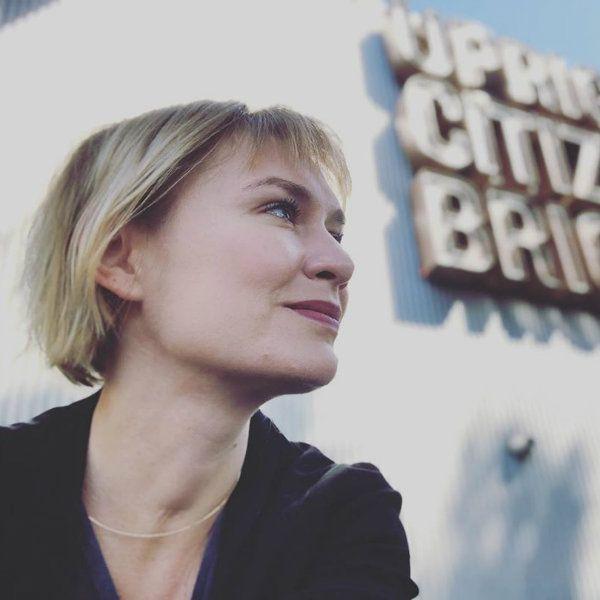 Мария Машкова призналась, что волнуется перед экзаменом в американской школе театрального искусства