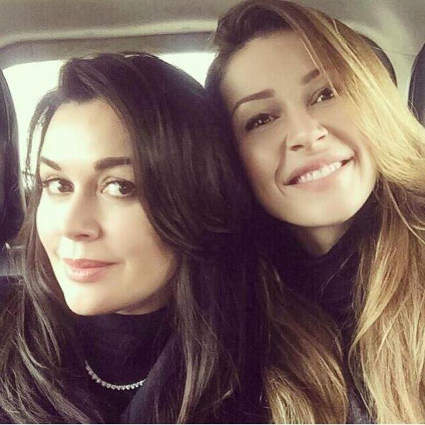 Дочь Анастасии Заворотнюк публично поблагодарила Стаса Михайлова за поддержку их семьи
