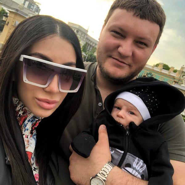 Звезда «Дома-2» Дмитрий Кварацхелия намекнул на расставание с Даной Николенко спустя девять месяцев брака