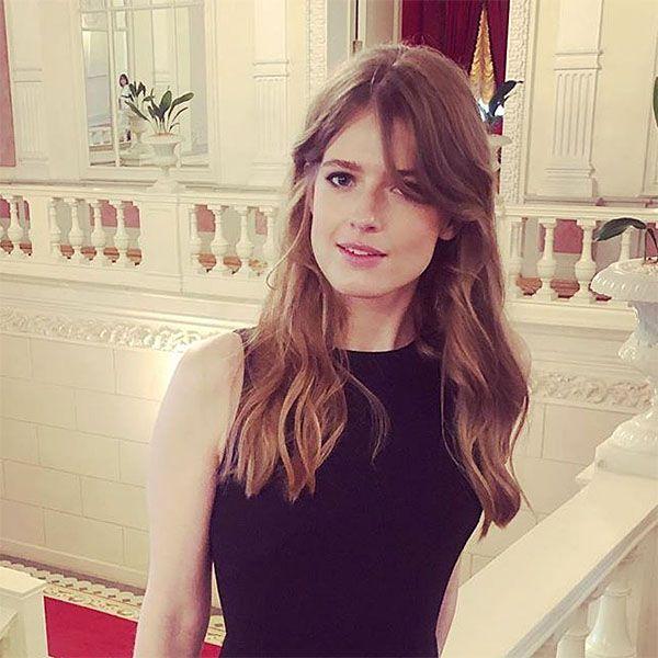 Софья Эрнст рассказала, что ее роль «вырезали» из «Викинга»