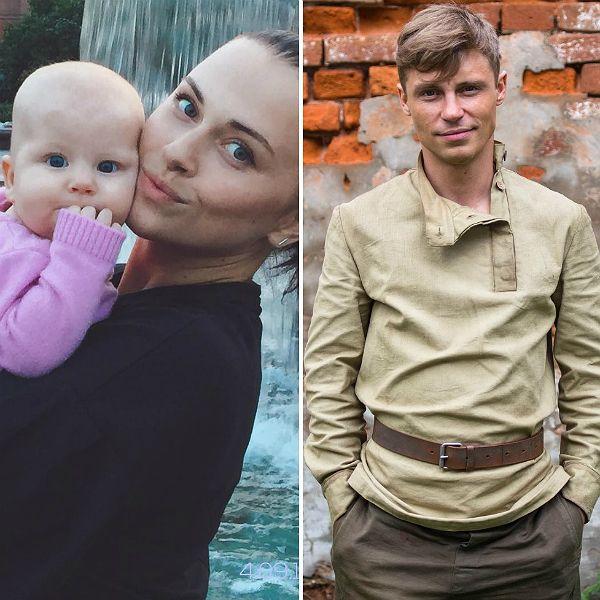 Внебрачная годовалая дочь Александра Головина госпитализирована в тяжелом состоянии