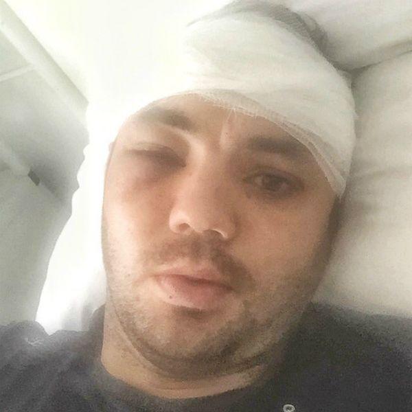 Звезда «Дома-2» Александр Гобозов попал в аварию