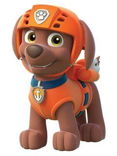 Персонаж зума из щенячий патруль