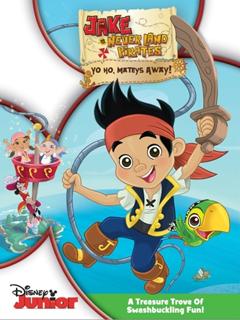Джейк и пираты нетландии скачать торрент 3 сезон.