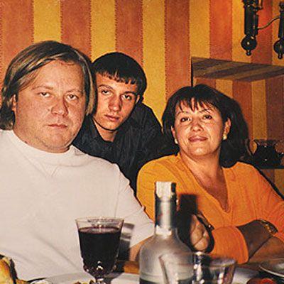 Igor Nikolaev made his mother&#39